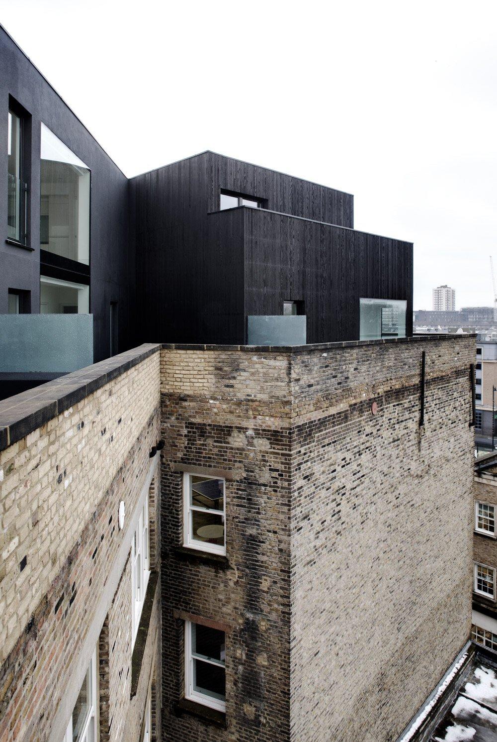black timber cladding - carter-designs