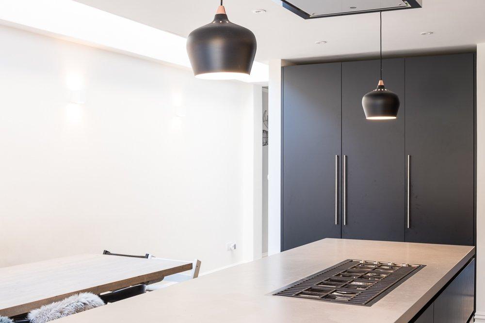 breakfast cupboard - carter designs & architechture harrogate