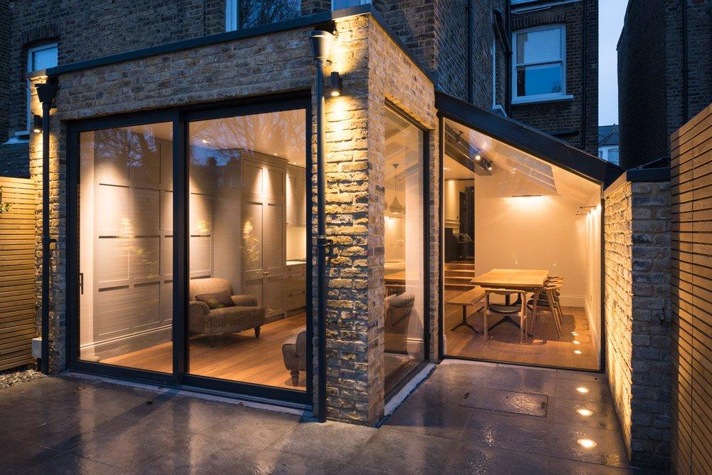 Glass Brick Extension