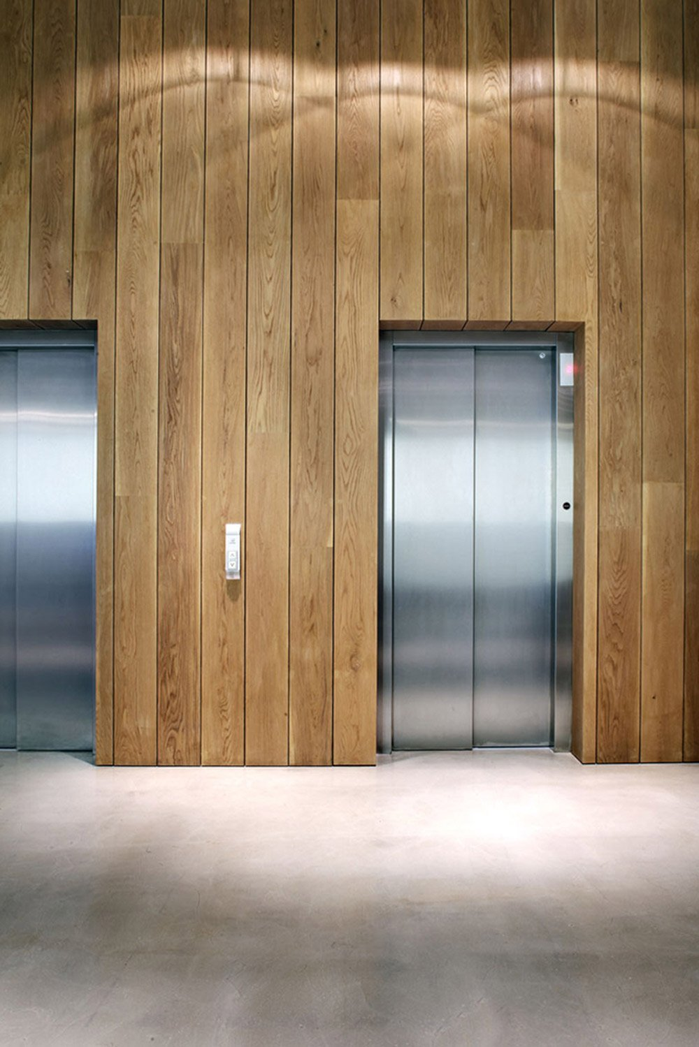 oak cladding - Architecture and Design