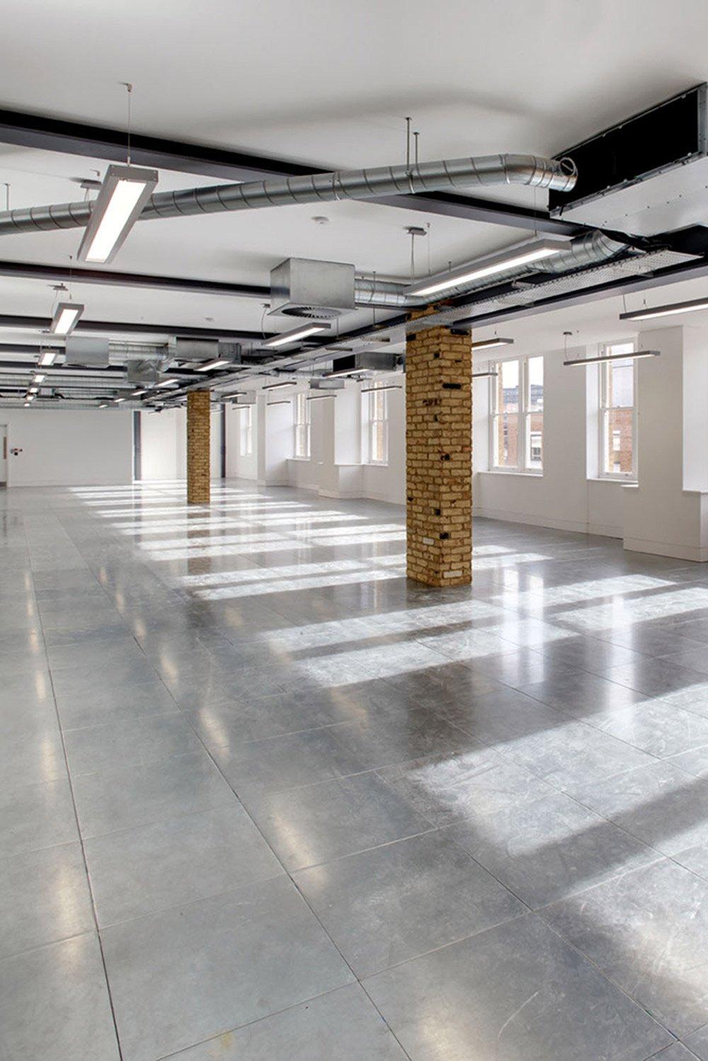office shoreditch - carter artitechture
