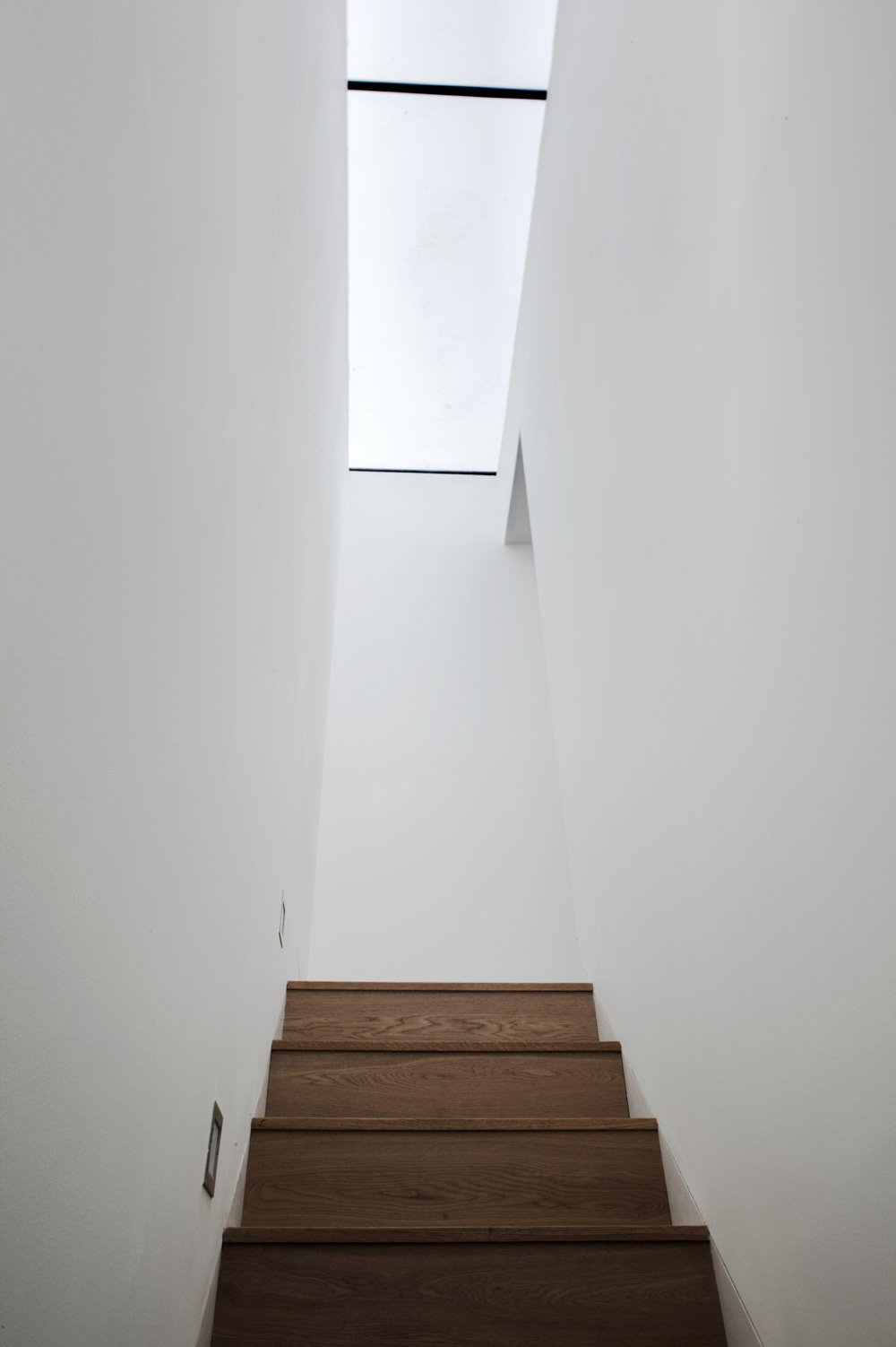 Bespoke stairs - house refurbishment and extension