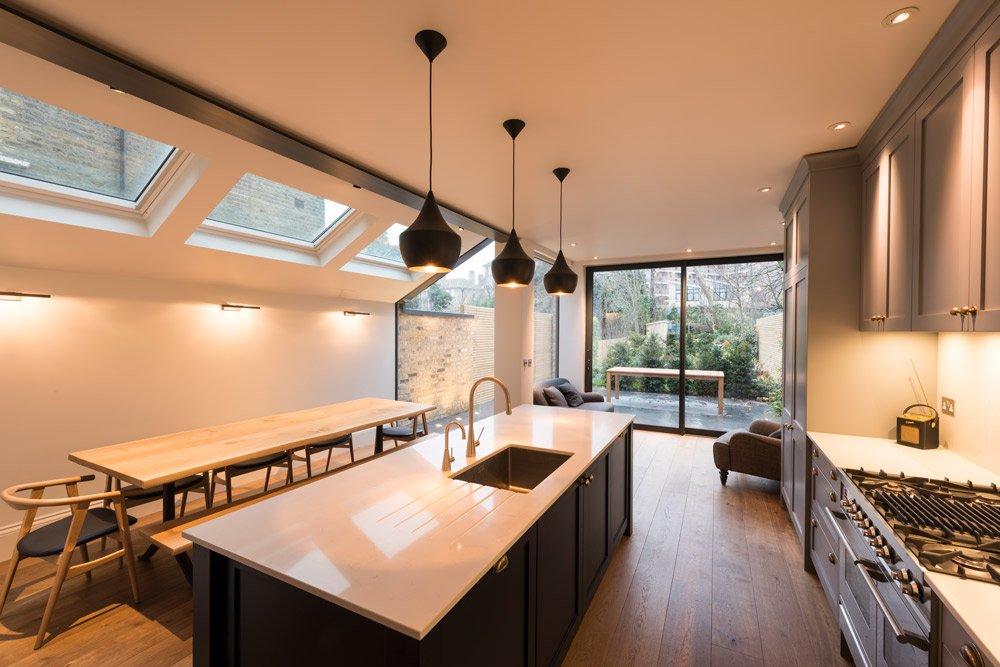 Modern Kitchen Design - Architectural services in harrogate & london